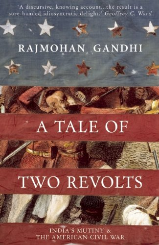 Cover of A Tale of Two Revolts by Rajmohan Gandhi