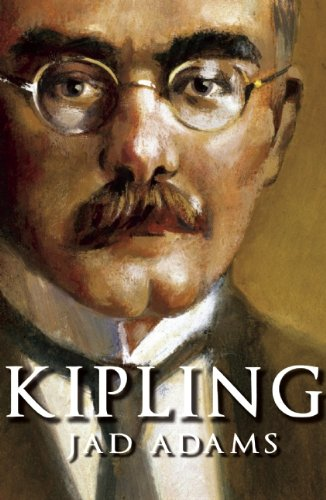 Cover of Kipling by Jad Adams