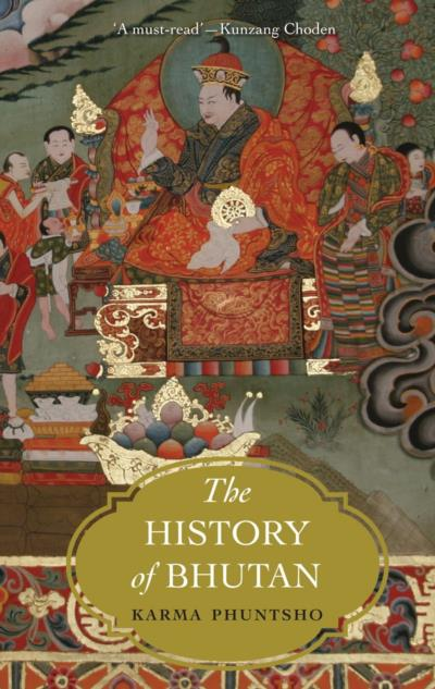 Cover of The history of Bhutan by Karma Phuntsho