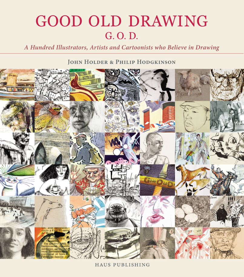 Cover of Good Old Drawing by John Holder & Philip Hodgkinson