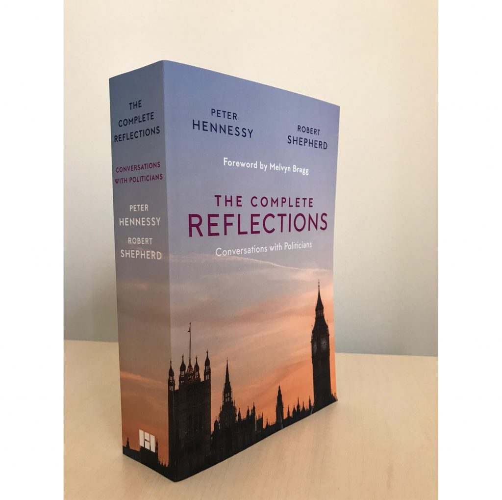 Complete Reflections